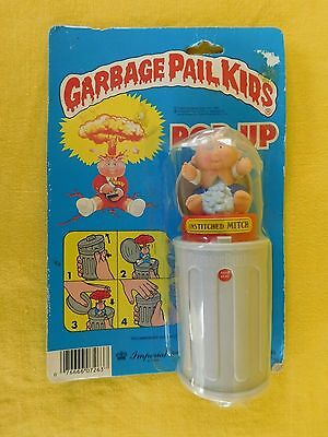Garbage Pail Kids Pop-Up UNSTITCHED MITCH my Imperial Toy (1986)