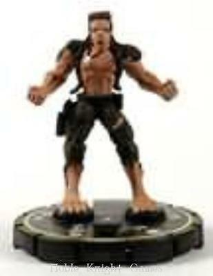 HorrorClix Base Set Dog Soldier #001 - Rookie NM
