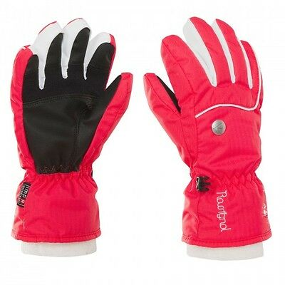 ROSSIGNOL Womens Girls Pink Maximum Performance Ski Skiing Gloves BNWT