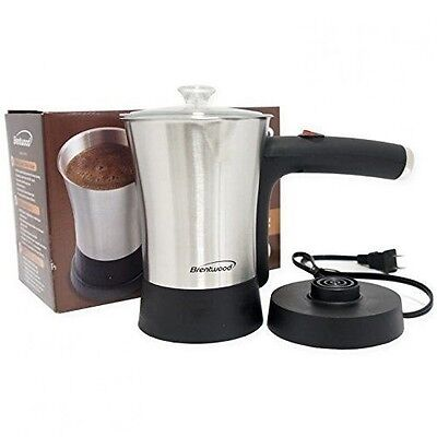 Brentwood - Electric Turkish Coffee Maker (TS-1175)
