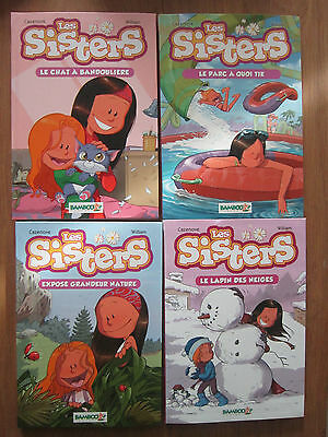 Les Sisters - BambooPoche - Lot - TBE