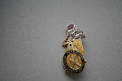 Per Jonsson 1990 World Champion Speedway Rider Badge
