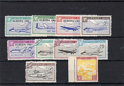 Sark Selection Mint & Used Stamps