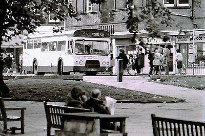 35Mm Bus Negatives  1975 Two Negs.