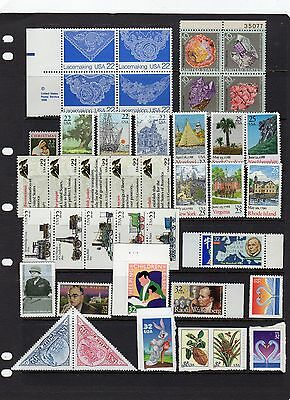 United States of America Collection 1987-1997 UM sg 2309-3284
