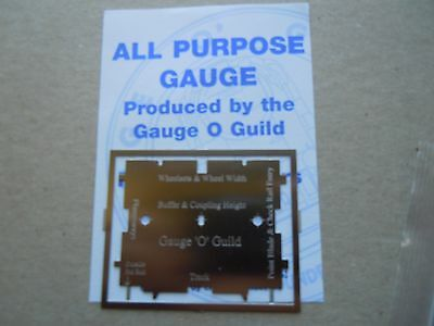 O Gauge All Purpose Gauge