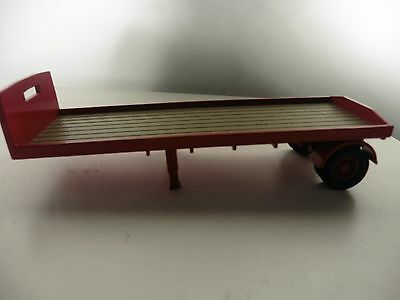 Corgi Toys Red Trailer 1:50 Scale NXE 478F