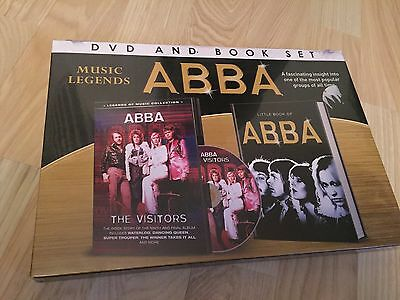 ABBA DVD And Book Gift Set