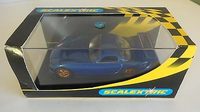 """Scalextric C2363 TVR Speed 12 """"Collectors Club 2001"""" Near Mint Condition"""
