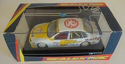 Scalextric C2001 Vauxhall Vectra Nr Mint Boxed - Working Lights