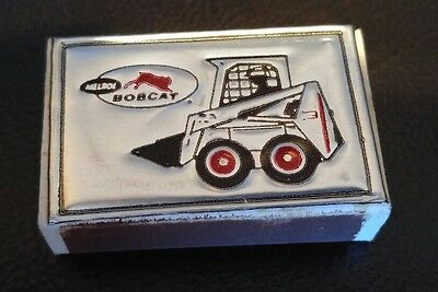 Vintage Melroe Bobcat matches