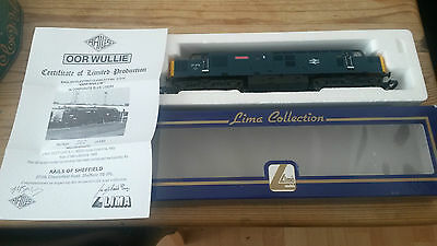 Lima 204663 Oor Wullie Class 37 Locomotive Limited Edition Rare See Pictures