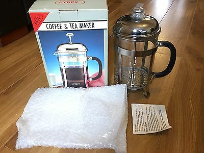 vintage Pyrex 12 cup coffee and tea maker new