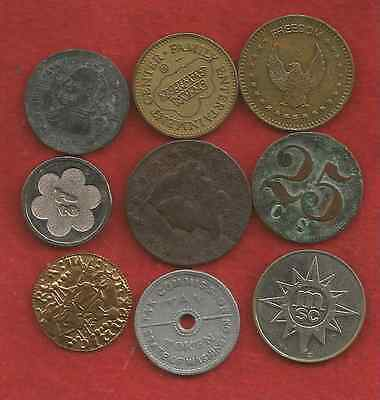 Collection 8 Tokens/Etc