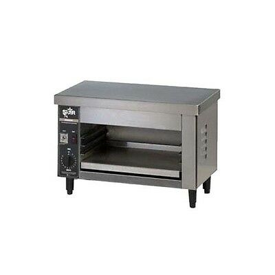 "Star 526CMA Star-Max 20"" Wide Cheese Melter"