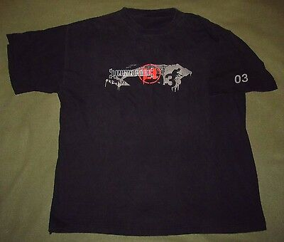 "Linkin Park 2003 ""03"" T-Shirt - Large - Meteora Era"