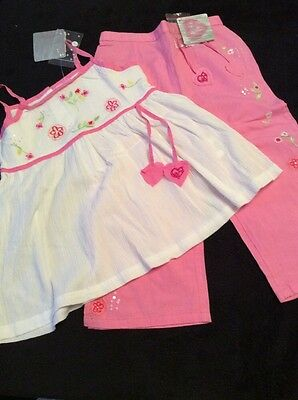 BNWT Girls 2 Piece Set By CHILLIFUEGO (4-5 Yrs) *FREE UK P&P*