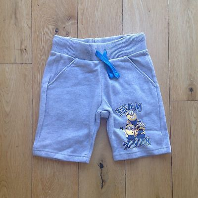 Minion Short For 2 To 3 Years Old
