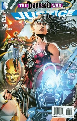 Justice League (2011) #42A VF/NM 9.0