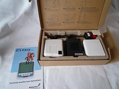 British Gas Home Energy Smart Electricity Monitor with  Instructions and boxed