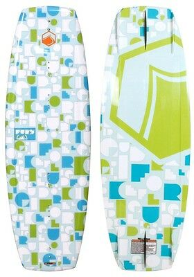 Liquid Force Fury Junior Wakeboard 120cm - fits 40 to 85 lbs