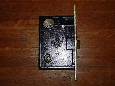 Antique Brass Russwin Mortise Door Lock