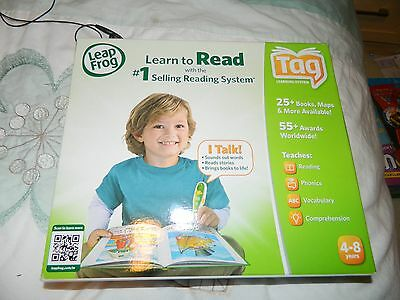Tag early reader pen and book