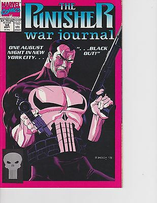 Punisher  War Journal #34 FREE SHIPPING AVAILABLE!