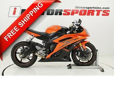 2009 Yamaha YZF-R  2009 Yamaha YZF R6 Free Shipping w/ Buy it Now/Layaway Available