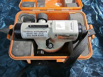 Pre Owned Universal NAL234 Laser Level DUMPY in case