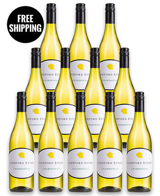 Sandford Estate Chardonnay 2015 (12 Bottles)