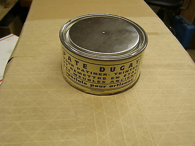 Pate Dugay Antique Restoration Wax - France
