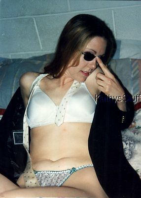 Risque Color Photo M_6812 Woman In Sunglasses Bras And Panties