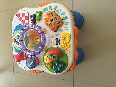 Toddler Toys Fisher Price Musical Table