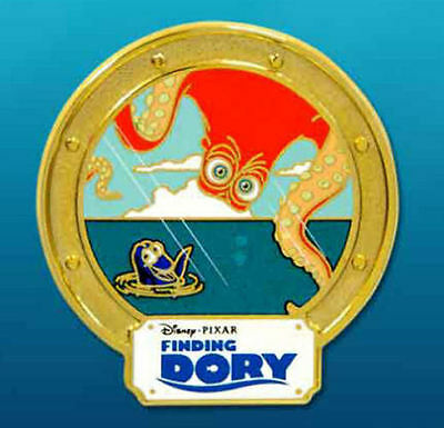 DMR Exclusive Finding Dory Collectible Pin Disney Movie Rewards Limited Edition