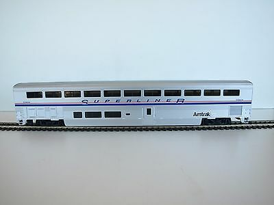 Walthers RTR HO Amtrak 85' Superliner 2 - Coach*