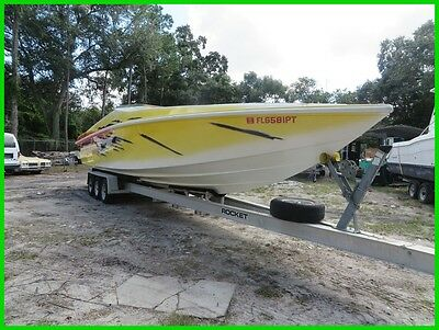 2002 Sonic 358  w/ Trailer Used