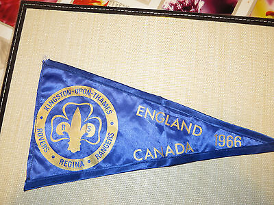 Rover Scout Ranger Pennant