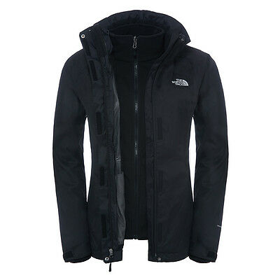 The North Face Evolve Ii Triclimate Chaquetas insuladas desmontables