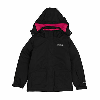 Animal Slopes Snow Jacket, Size: 9-10yrs