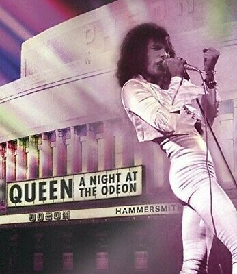 Night At The Odeon (2015, DVD NEW)