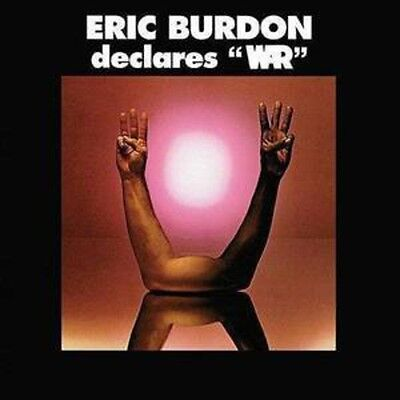 War - Eric Burdon Delcares War [New CD]