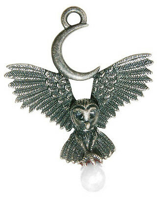 Flight of the Goddess Charm for Awareness & Knowledge Witch Wicca Pagan