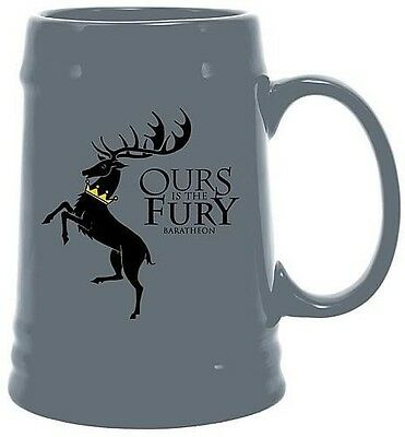 Game of Thrones Ceramic Stein: Baratheon Sigil - Misc