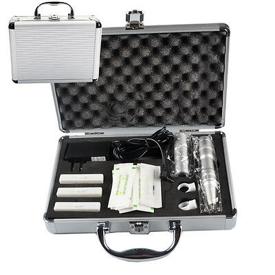 NEW Permanent Makeup Machine Eye Kit Eyebrow Tattoo Pen Gun Power Supply Set