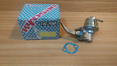 Fuel Pump for Toyota Corolla Starlet 1.3 12v EE80 EE90 EP71 - 1E 2E 2 Pipes