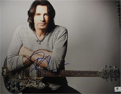 Rick Springfield Hand Signed Autographed 11x14 Photo Jesee's Girl GA 769749