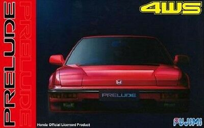 Fujimi ID-145 1/24 Honda PRELUDE 2.0Si 4WS 1987 Limited Ver.from Japan Very Rare