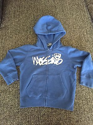 MOSSIMO - Toddler Boys Hoodie Jumper - Size 4 - BLUE