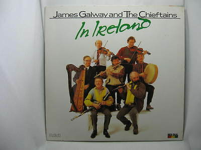 James Galway and The Chieftains / In Ireland, vinyl record LP, RL85798